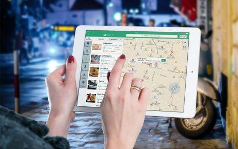 le mappe digitali sono una meraviglia moderna